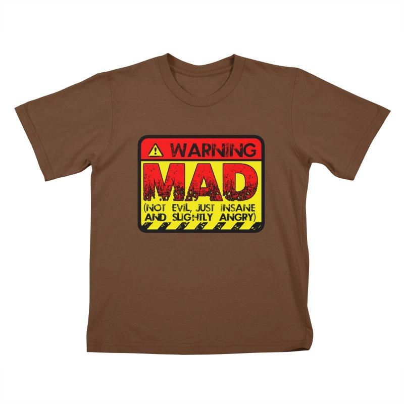 Mad Kids T-shirt by Comedyrockgeek 's Artist Shop