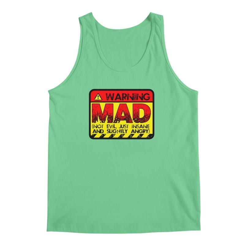 Mad Men's Tank by Comedyrockgeek 's Artist Shop