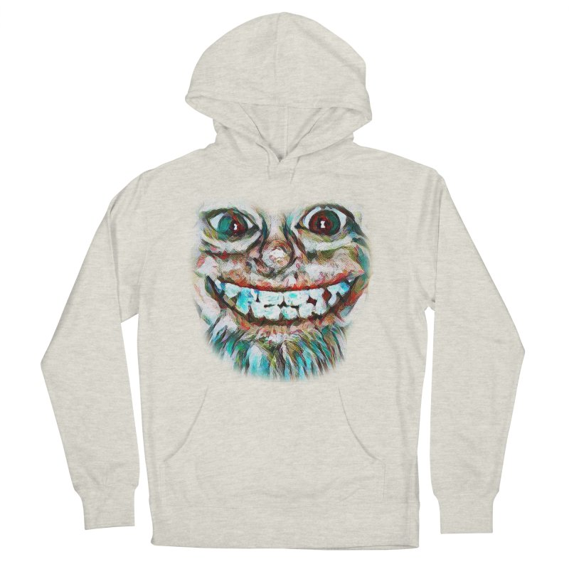 Cheshire Mikey Women's French Terry Pullover Hoody by Comedyrockgeek 's Artist Shop