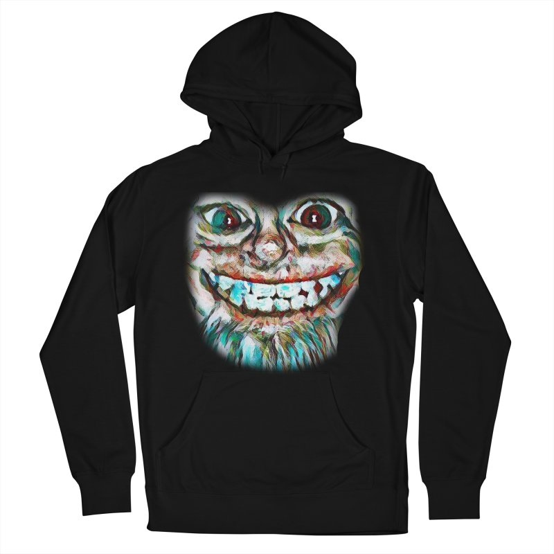 Cheshire Mikey Women's Pullover Hoody by Comedyrockgeek 's Artist Shop
