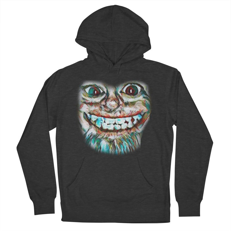 Cheshire Mikey Men's French Terry Pullover Hoody by Comedyrockgeek 's Artist Shop