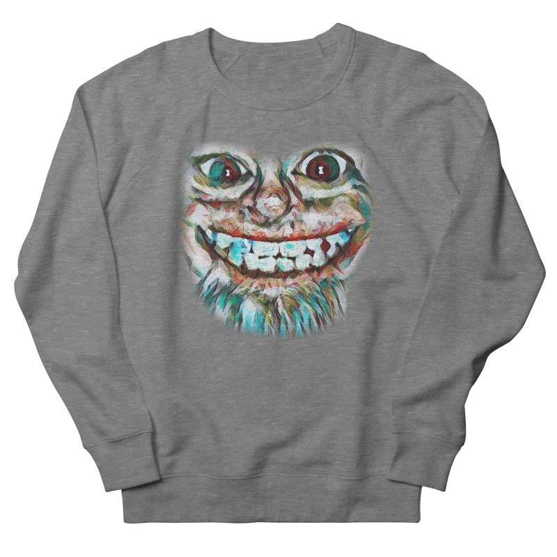 Cheshire Mikey Women's French Terry Sweatshirt by Comedyrockgeek 's Artist Shop