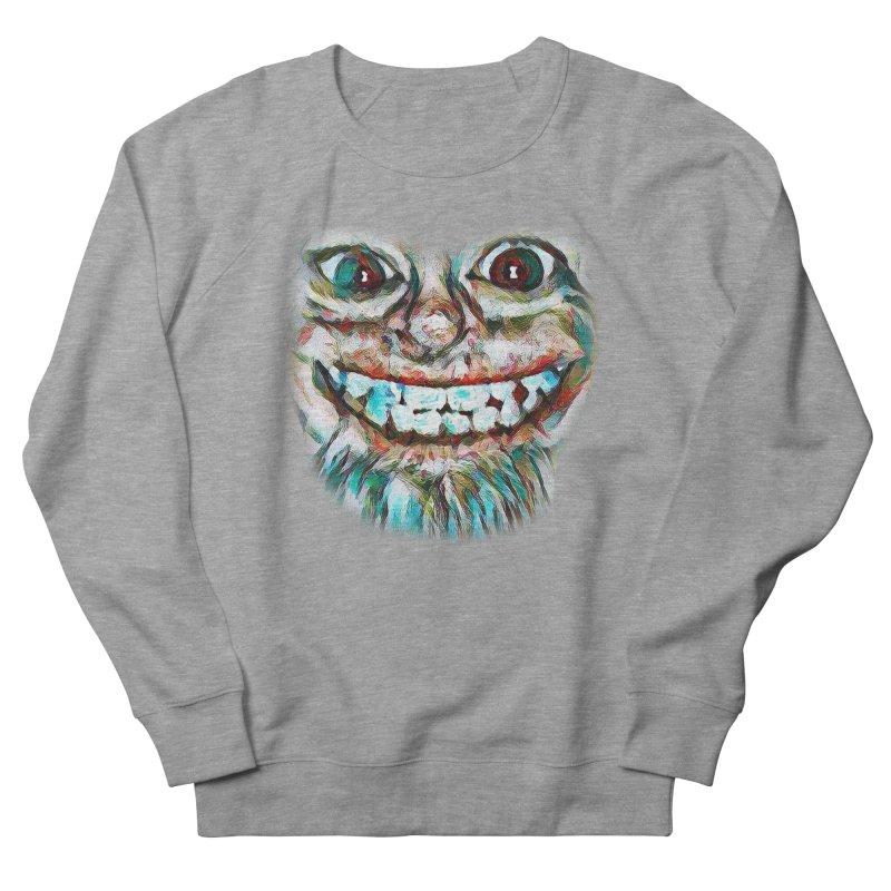 Cheshire Mikey Women's French Terry Sweatshirt by Comedyrockgeek 's Artist Shop