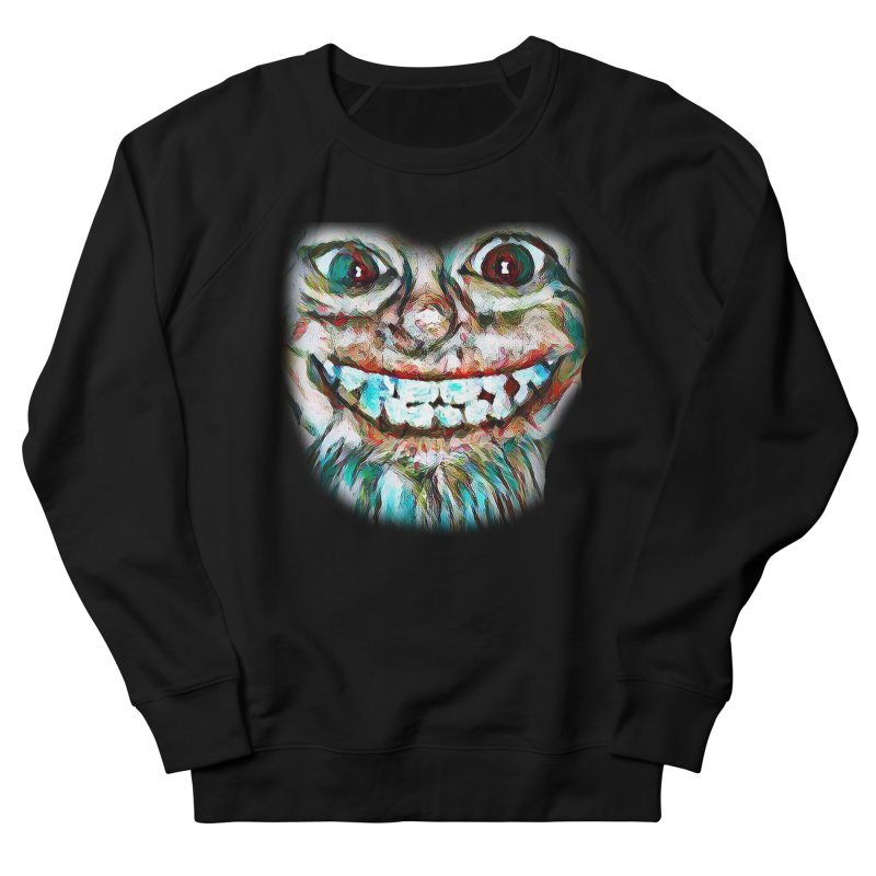 Cheshire Mikey Women's Sweatshirt by Comedyrockgeek 's Artist Shop