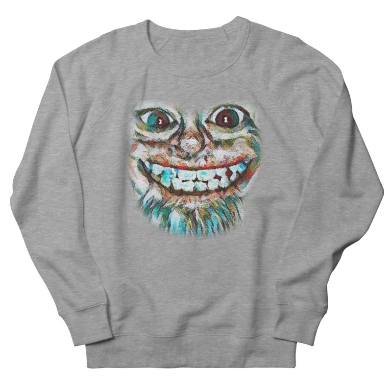 Cheshire Mikey Men's French Terry Sweatshirt by Comedyrockgeek 's Artist Shop