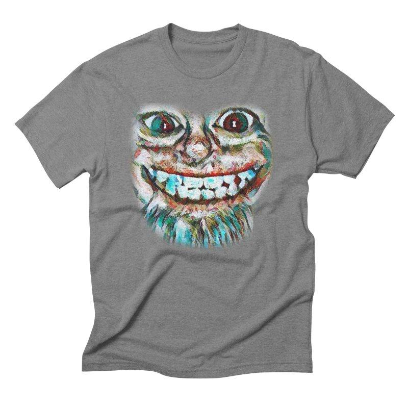 Cheshire Mikey Men's Triblend T-Shirt by Comedyrockgeek 's Artist Shop