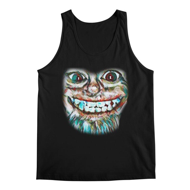 Cheshire Mikey Men's Regular Tank by Comedyrockgeek 's Artist Shop