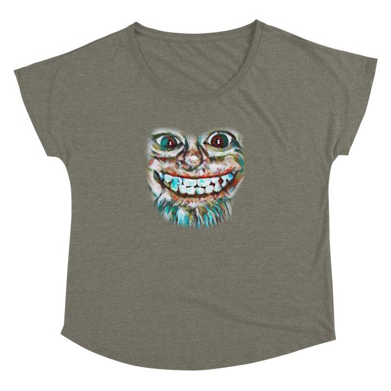 Cheshire Mikey Women's Dolman by Comedyrockgeek 's Artist Shop