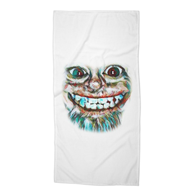 Cheshire Mikey Accessories Beach Towel by Comedyrockgeek 's Artist Shop