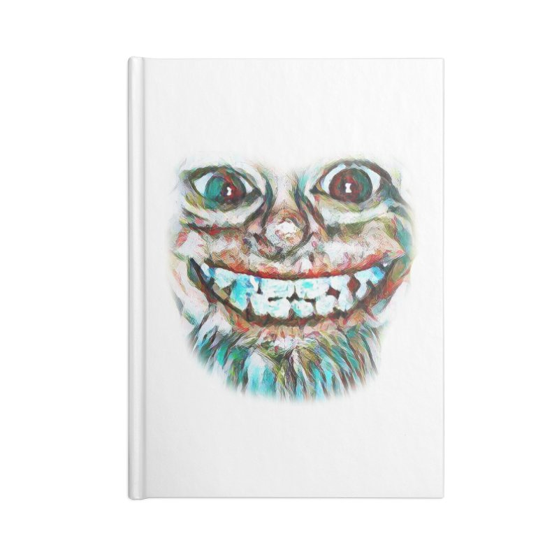 Cheshire Mikey Accessories Lined Journal Notebook by Comedyrockgeek 's Artist Shop