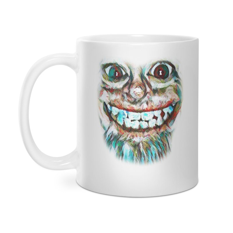 Cheshire Mikey Accessories Mug by Comedyrockgeek 's Artist Shop