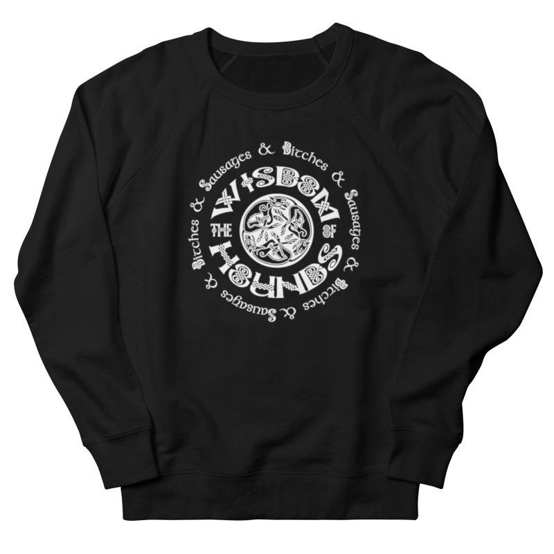 Wisdom of Hounds Men's Sweatshirt by Comedyrockgeek 's Artist Shop