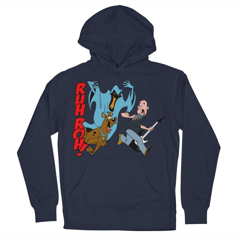 Ruh Roh! Men's Pullover Hoody by Comedyrockgeek 's Artist Shop