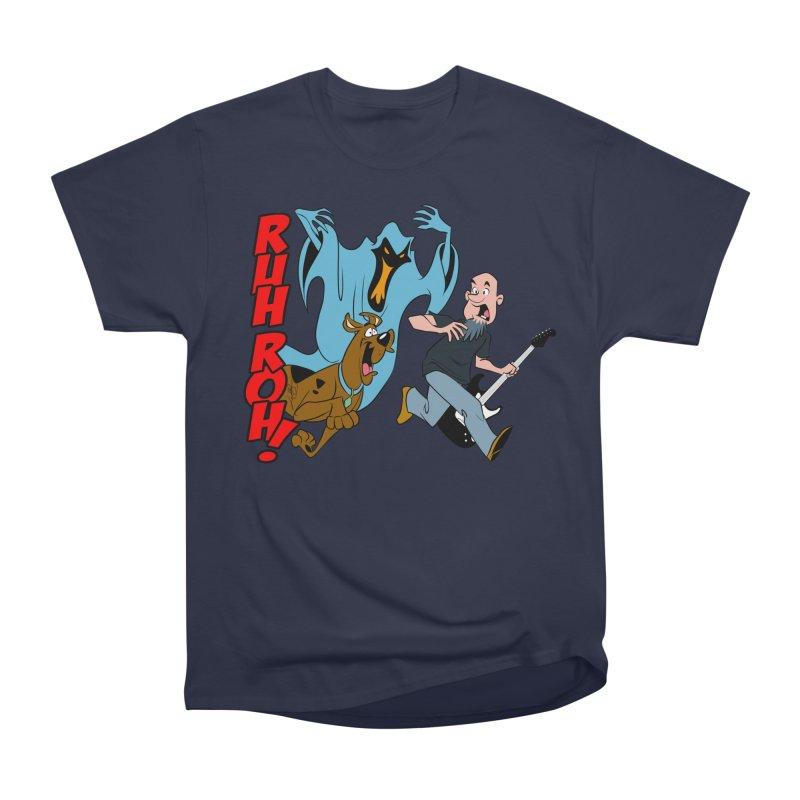 Ruh Roh! Women's Classic Unisex T-Shirt by Comedyrockgeek 's Artist Shop