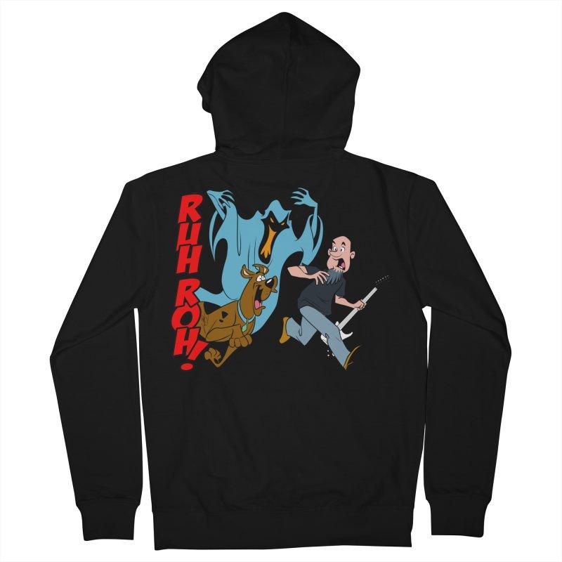 Ruh Roh! Men's Zip-Up Hoody by Comedyrockgeek 's Artist Shop