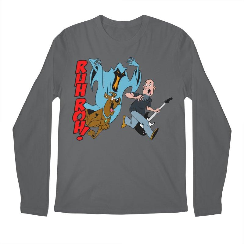 Ruh Roh! Men's Longsleeve T-Shirt by Comedyrockgeek 's Artist Shop