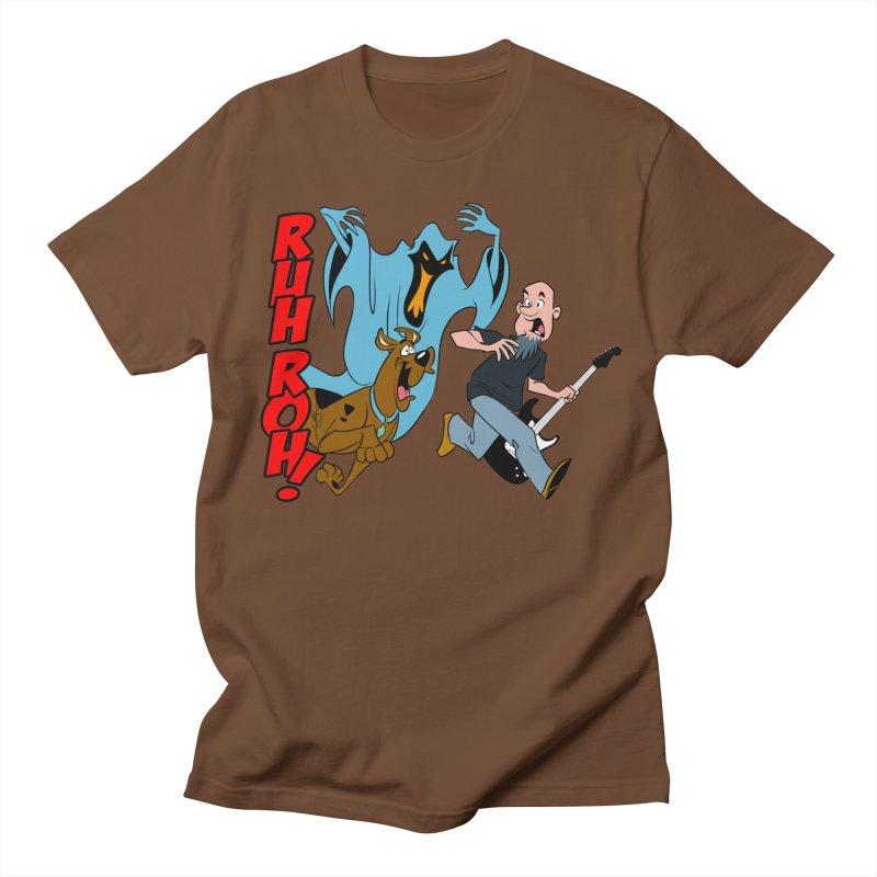 Ruh Roh! Men's T-Shirt by Comedyrockgeek 's Artist Shop