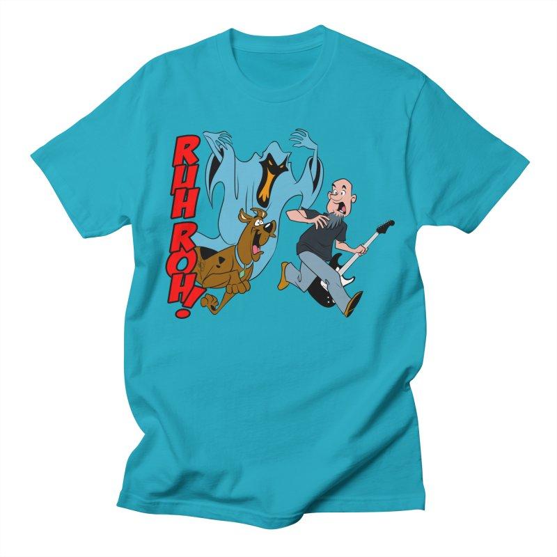 Ruh Roh! Men's Regular T-Shirt by Comedyrockgeek 's Artist Shop