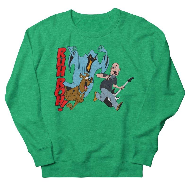 Ruh Roh! Men's Sweatshirt by Comedyrockgeek 's Artist Shop