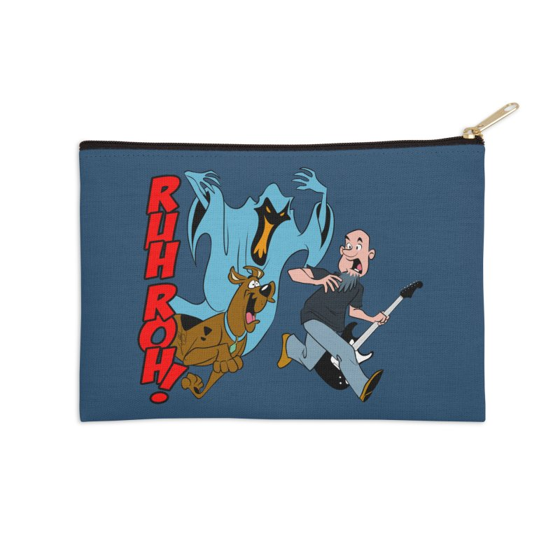 Ruh Roh! Accessories Zip Pouch by Comedyrockgeek 's Artist Shop