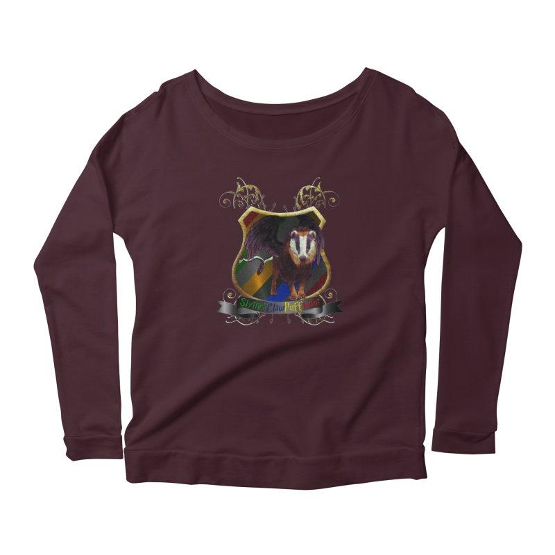 SlytherClawPuffIndor Women's Longsleeve T-Shirt by Comedyrockgeek 's Artist Shop