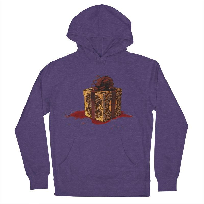 Dangerous Gift Women's Pullover Hoody by Comedyrockgeek 's Artist Shop