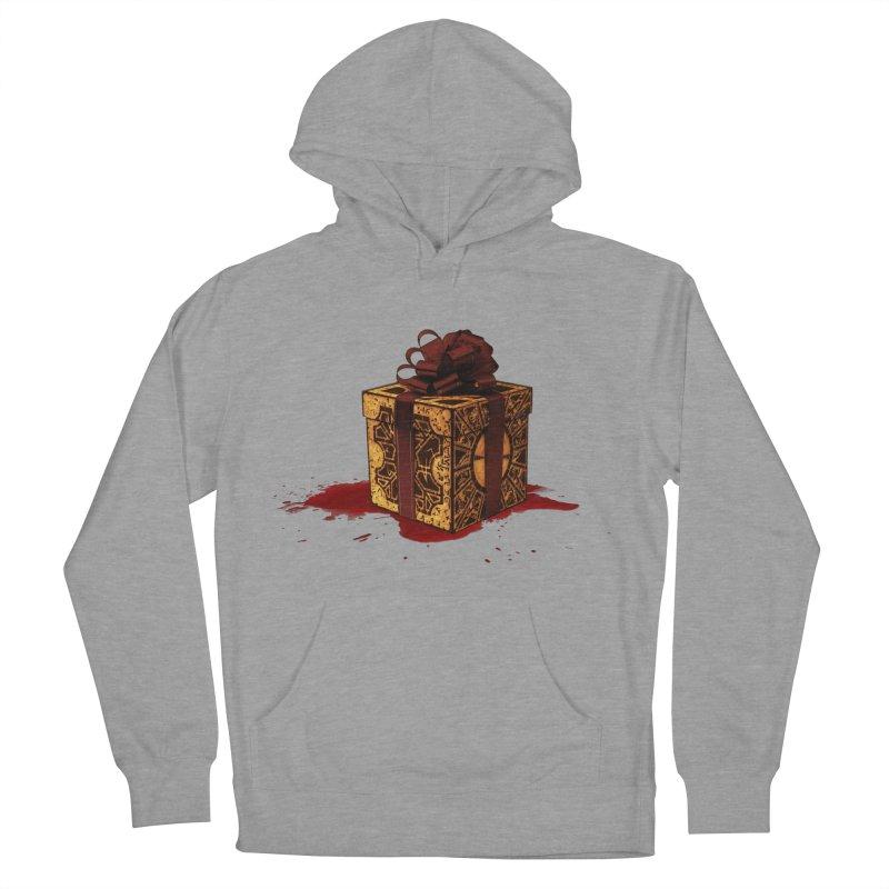 Dangerous Gift Men's Pullover Hoody by Comedyrockgeek 's Artist Shop