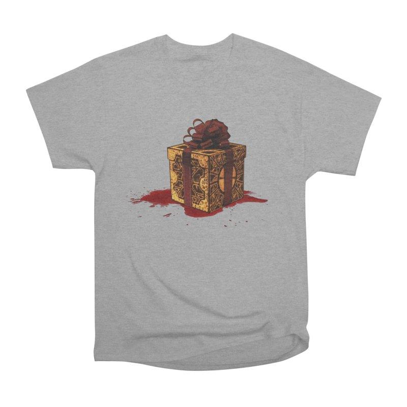 Dangerous Gift Women's Heavyweight Unisex T-Shirt by Comedyrockgeek 's Artist Shop