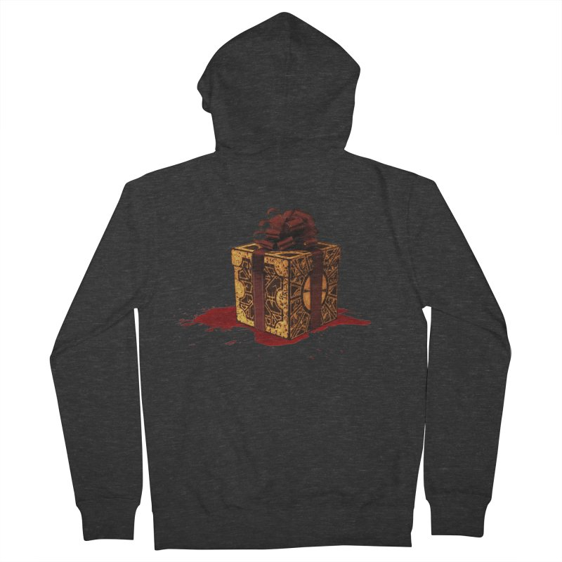Dangerous Gift Women's Zip-Up Hoody by Comedyrockgeek 's Artist Shop