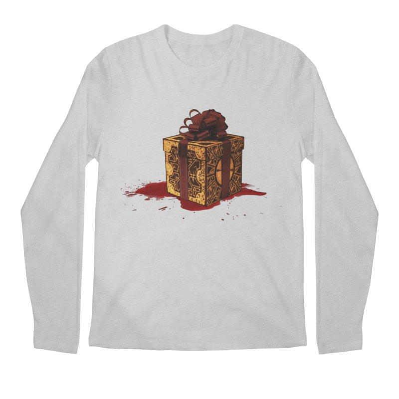 Dangerous Gift Men's Regular Longsleeve T-Shirt by Comedyrockgeek 's Artist Shop