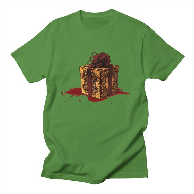 Dangerous Gift Women's Unisex T-Shirt by Comedyrockgeek 's Artist Shop