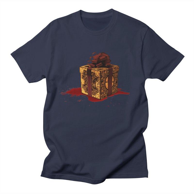 Dangerous Gift Women's Regular Unisex T-Shirt by Comedyrockgeek 's Artist Shop
