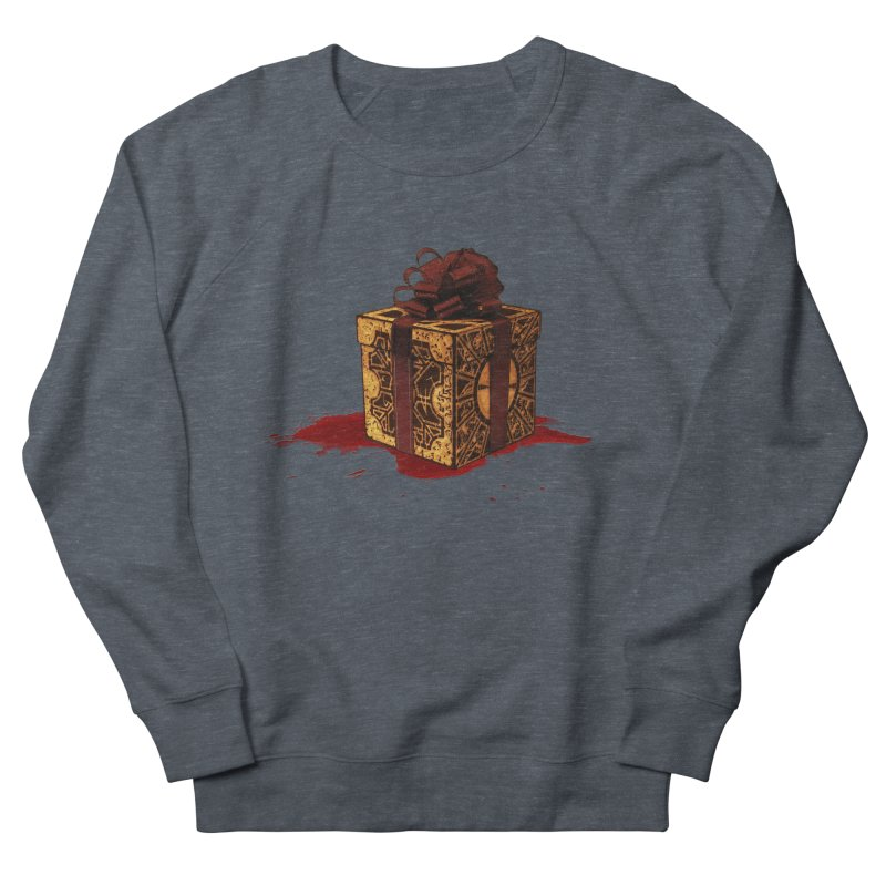 Dangerous Gift Women's French Terry Sweatshirt by Comedyrockgeek 's Artist Shop