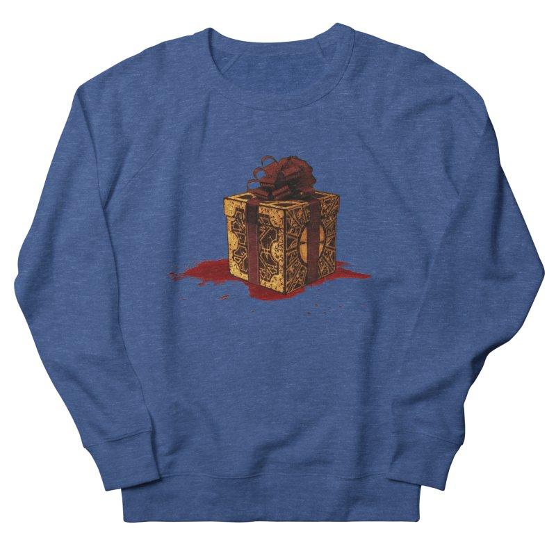 Dangerous Gift Men's Sweatshirt by Comedyrockgeek 's Artist Shop