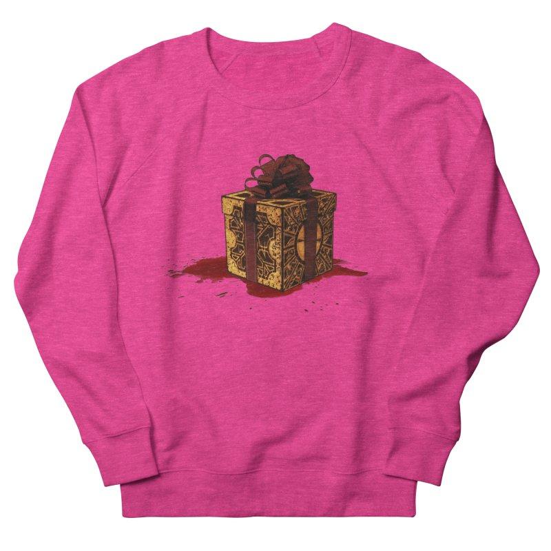 Dangerous Gift Men's French Terry Sweatshirt by Comedyrockgeek 's Artist Shop