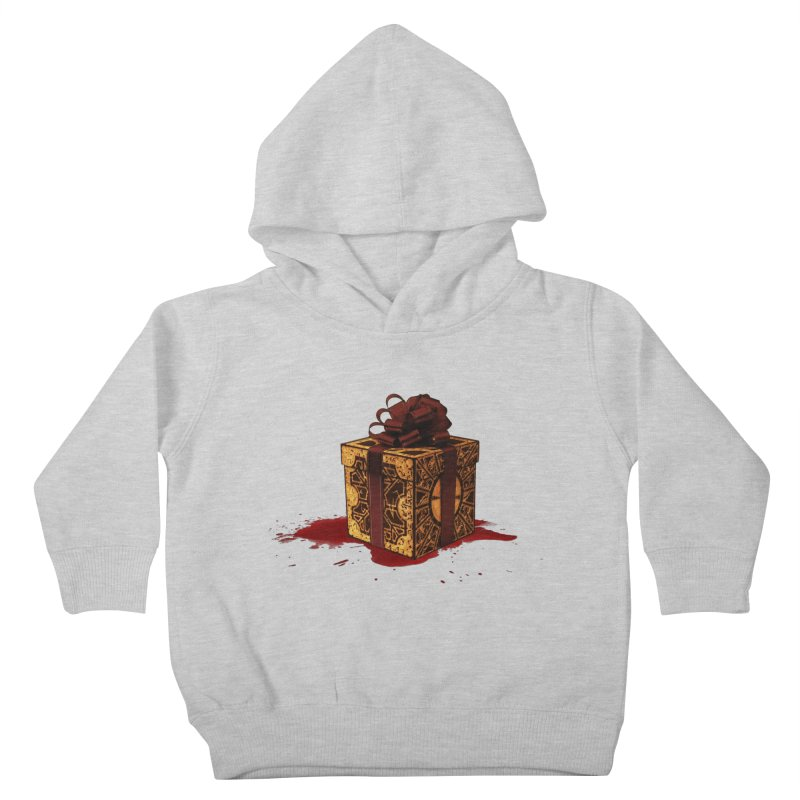 Dangerous Gift Kids Toddler Pullover Hoody by Comedyrockgeek 's Artist Shop