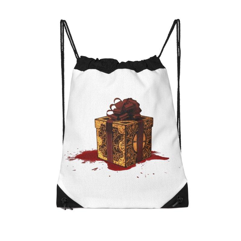 Dangerous Gift Accessories Bag by Comedyrockgeek 's Artist Shop