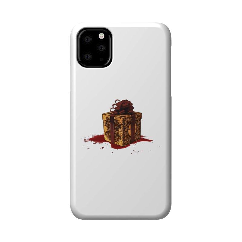 Dangerous Gift Accessories Phone Case by Comedyrockgeek 's Artist Shop