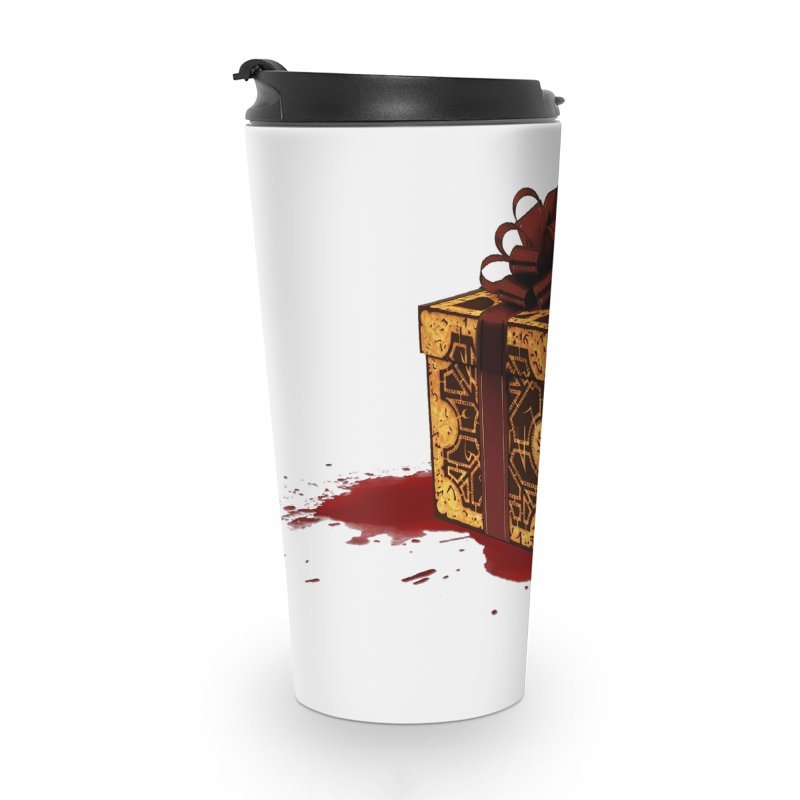 Dangerous Gift Accessories Mug by Comedyrockgeek 's Artist Shop