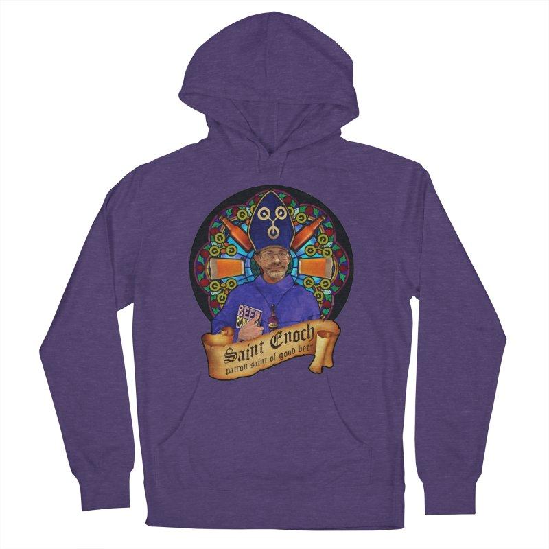 Saint Enoch Women's Pullover Hoody by Comedyrockgeek 's Artist Shop