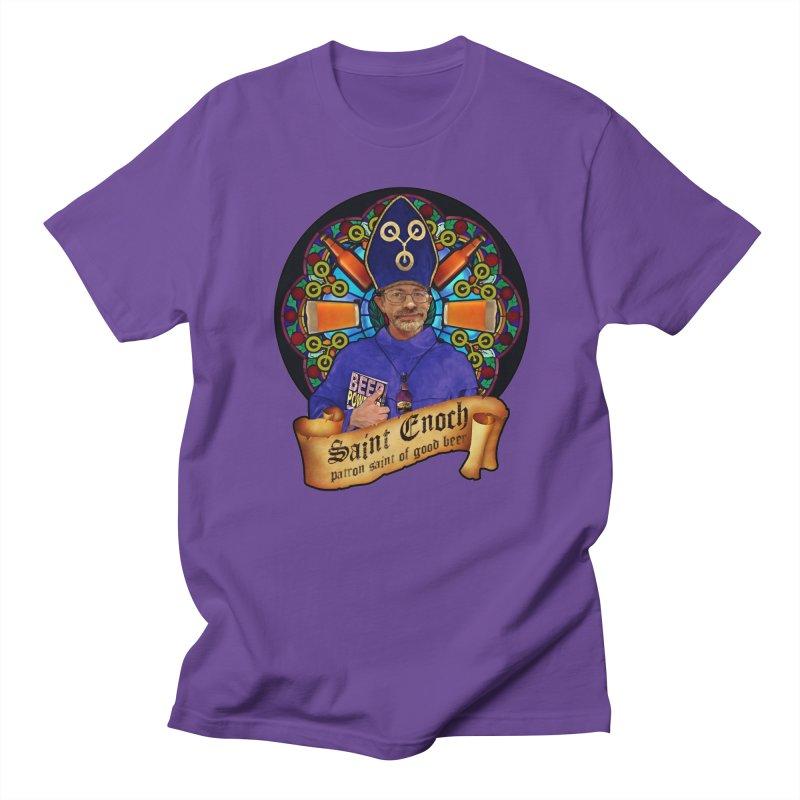 Saint Enoch Women's Unisex T-Shirt by Comedyrockgeek 's Artist Shop