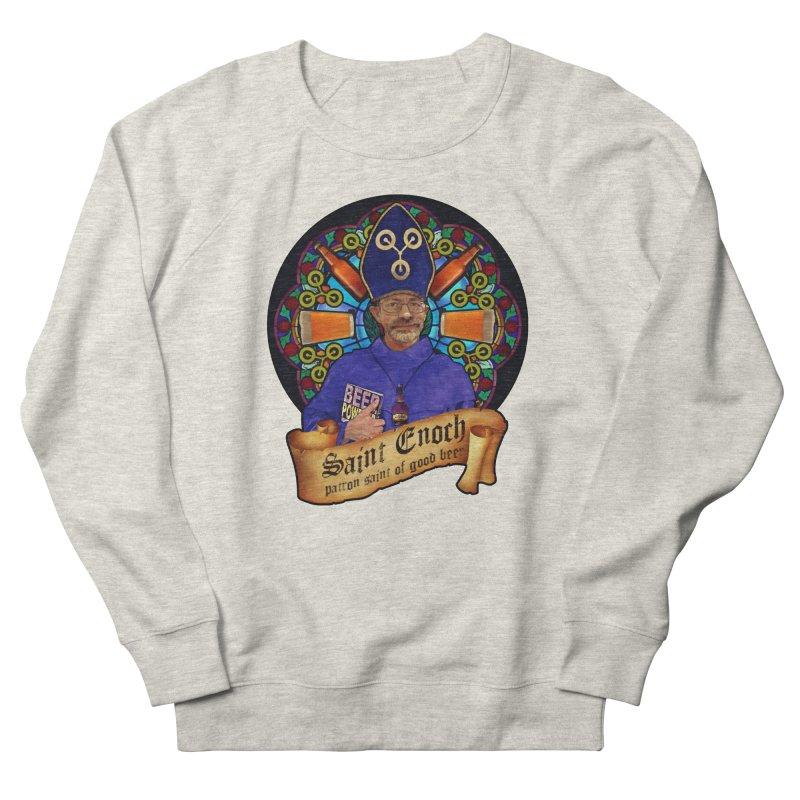 Saint Enoch Men's Sweatshirt by Comedyrockgeek 's Artist Shop