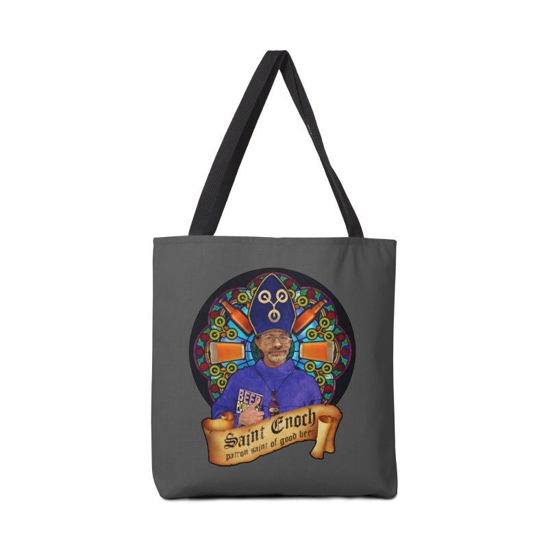 Saint Enoch Accessories Tote Bag Bag by Comedyrockgeek 's Artist Shop