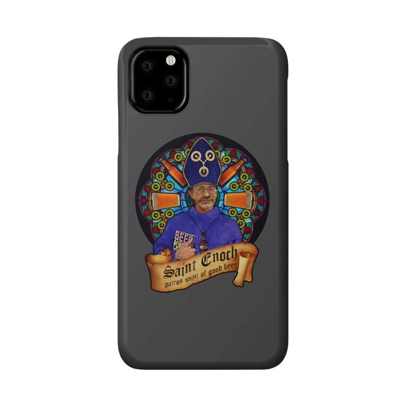 Saint Enoch Accessories Phone Case by Comedyrockgeek 's Artist Shop