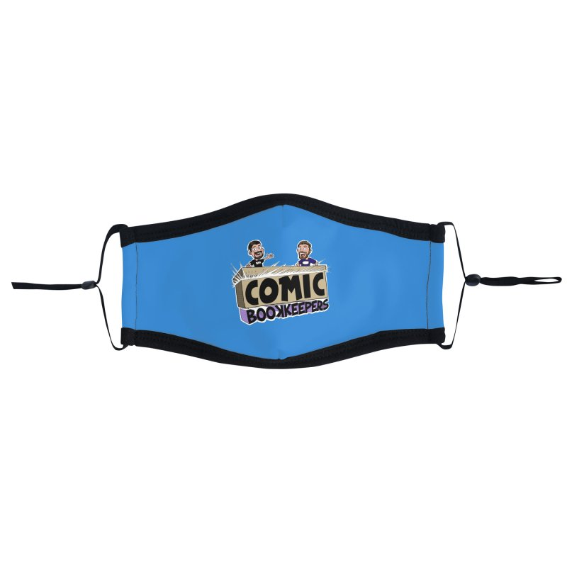 Comic Book Keepers! Accessories Face Mask by ComicBookKeepers's Artist Shop