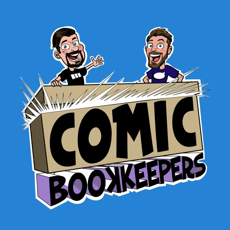 Comic Book Keepers! Accessories Notebook by ComicBookKeepers's Artist Shop