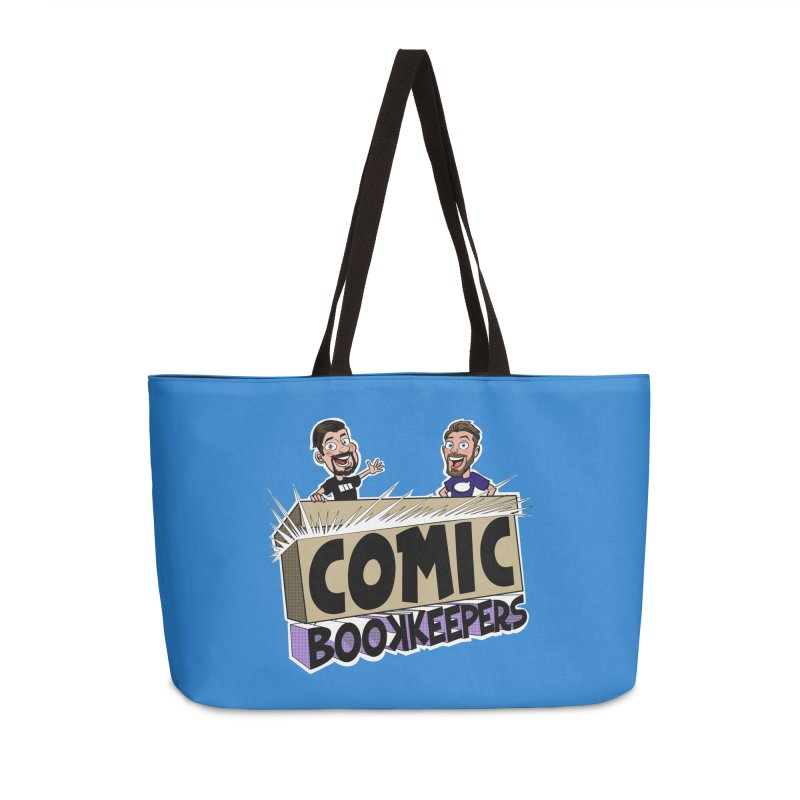 Comic Book Keepers! Accessories Bag by ComicBookKeepers's Artist Shop