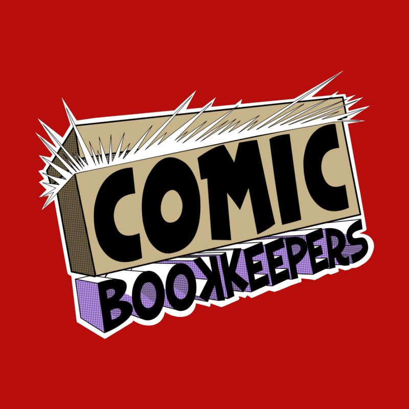 Comic Book Keepers Long-Box Kids Longsleeve T-Shirt by ComicBookKeepers's Artist Shop