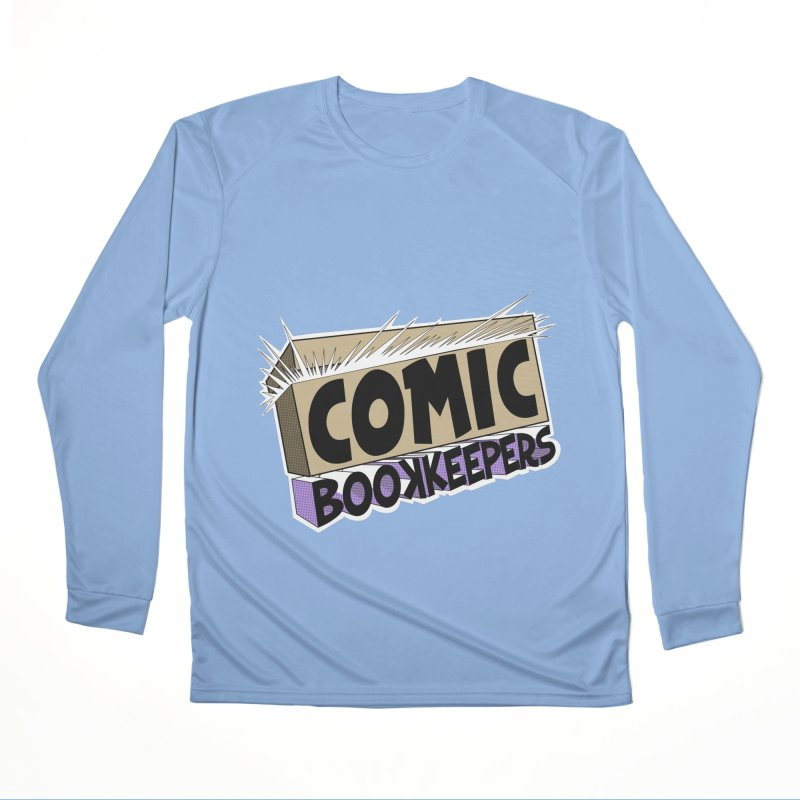 Comic Book Keepers Long-Box Women's Longsleeve T-Shirt by ComicBookKeepers's Artist Shop