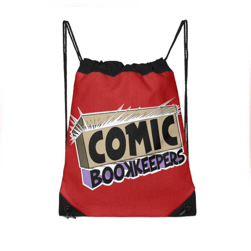 Comic Book Keepers Long-Box Accessories Bag by ComicBookKeepers's Artist Shop